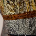 THOMAS RATH – Seidenbluse- MAHARADSCHA