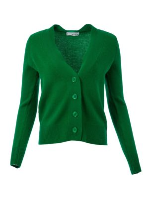 SEMPERLEI – Cashmere-Strickjacke in 3 Farben
