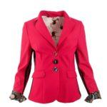 MAIDEN LANE- Blazer made by LA CASA- SPECIAL EDITION- pink Technostretch
